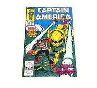 Captain America (1968 series) #339 Marvel comics FREE SHIPPING!!!