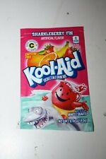 5 x US Kool-Aid Unsweetened Soft Drink Mix SHARKLEBERRY FIN Flavor