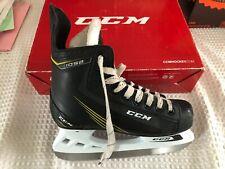 Ccm 1052 Ice Hockey Skates Junior Size Youth 4