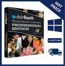 dslrBooth Photo Booth Software Pro Lifetime Full Version for Win