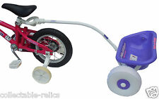 Phillips Tag A Long Bicycle Trailer Bike Trike Kids Children Tipping Cart Wagon