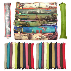 Fabric Giant Jumbo Size Draught Excluder