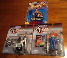 Starting Lineup 1997 Dale Earnhardt & 1997 Jeff Gordon SL & 1998 Toy Biz figures