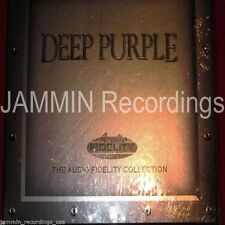 DEEP PURPLE - The  Audio Fidelity Collection - (4 CD) 24K GOLD CD BOX SET #'D