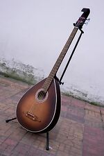 TREMBITA acoustic 4 string Bass Lute guitar made in Ukraine SB Matt Kobza, VIDEO