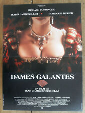Poster Ladies Galantes Isabella Rossellini Marianne Basler 40x60cm*