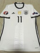 100% Official Draxler Germany UEFA Euro 2016 Home Jersey Shirt Authentic