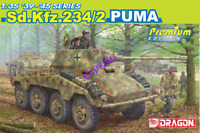 Dragon 6943 Sd.Kfz.234/2.PUMA 39-45 SERIES 1/35 Tank model