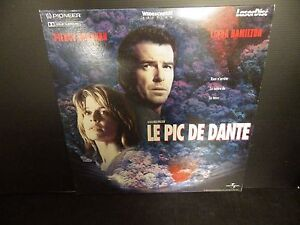 Laserdisc, The Pic Of Dante, Very Good Condition! Complete