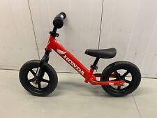 Strider Honda Ltd edition Balance Bike