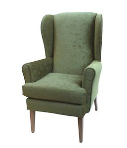 Waterproof high seat orthopedic chair in panaz darcy care fabric & many sizes