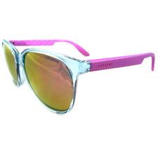 Verspiegelte Damen-Sonnenbrillen im Rechteck-Stil mit 100% UV-Schutz