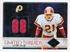 2004 Leaf Limited Deion Sanders Threads At The Half Jersey SP (18/35)