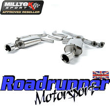 Milltek Ford Mondeo ST220 Stainless Steel Cat Back Exhaust System 2006 SALOON