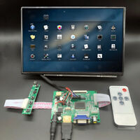 10.1 HD Raspberry Pi Mini computer Driver Control Board IPS LCD Display Screen