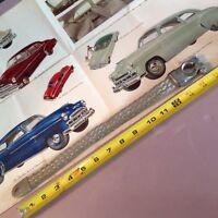 1963-1966 Nova Chevy II Ground Strap Kit 6 Cylinder