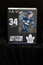"Auston Matthews Toronto Maple Leafs Imports Dragon 12"" Hockey Figure"