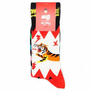 Happy Socks x David Bowie - Electric Tiger Limited Edition Socks