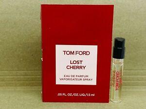 Tom Ford Lost Cherry 1.5 SAMPLE Spray Unisex Eau De Parfum Sample Card Authentic