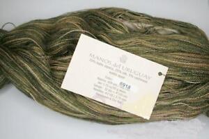 50g MANOS del URUGUAY LACE Alpaka Seide Kaschmir Fb. 6918 GELSEY Lacegarn Wolle