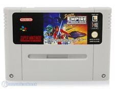 Nintendo SNES juego-Super Star Wars: Empire Strikes Back módulo