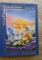 High colour collection - Clementoni 'Dreamcatcher' 1000 Piece Jigsaw Puzzle
