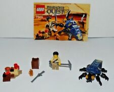 Lego Pharaoh's Quest – Scarab Attack - Complete - Retired Set from 2011