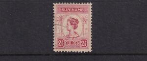 Suriname Used Stamp Sc#108