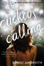 The Cuckoo's Calling (Cormoran Strike) [Hardcover] [Apr 29, 2014] Galbraith 2of2