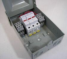 Solar Combiner Box - Fused - 3-String Solar PV Combiner