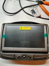 INVISION Rear DVD Headrest Monitor A Factory Slimline 7 Inch-10 SSLM7BA1 OEM NOS