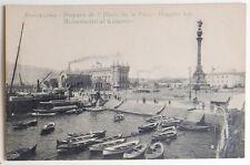 Esperanto – ak 5-a Universala Kongreso barcelona 1909 – placo de la paco