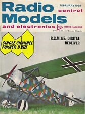 Radio Control Models & Electronics Magazine. Vol. 10, No. 2, February, 1969.