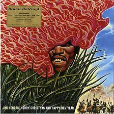 "JIMI HENDRIX MERRY CHRISTMAS AND HAPPY NEW YEAR VINILE EP 10"" NUOVO SIGILLATO"