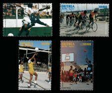 Eritrea 1996 - Atlanta Summer Olympics - Set of 4v - Scott 267-70 - MNH