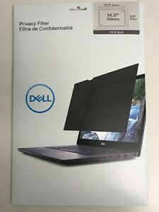 "Dell Privacy Filter for 14 inch Screens and Laptops Dell 14"" 355mm NEW"