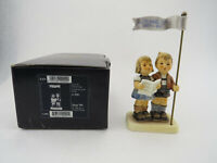 "Hummel Goebel ""Celebrate With Song"" #790 TMK7 5-7/8"" Figurine w/ Box"