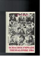 Eric Lobron - Schacholympiade Thessaloniki - 1984