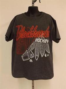 New NHL Chicago Blackhawks Youth Size S Small 8 Majestic Shirt
