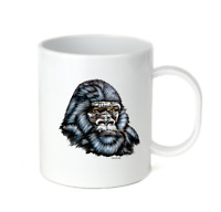 Coffee Cup Mug Travel 11 15 Oz African Wildlife Gorilla Ape Nature Zoo