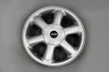 "BMW Mini Cooper R50 R56 Silver Wheel Alloy Rim 15"" ET:45 5,5J Rotator Spoke 101"