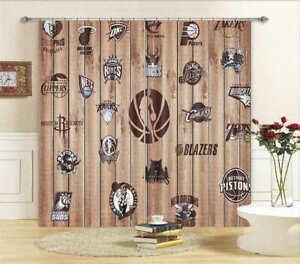 Unique identification 3D Curtain Blockout Photo Printing Curtains Drape Fabric