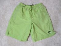 VINTAGE Tommy Hilfiger Swim Trunks Board Shorts Adult Large Green Bathing Suit