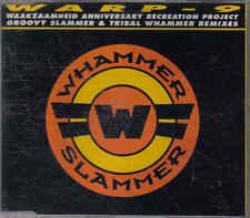 Warp 9-whammer Slammer cd maxi single