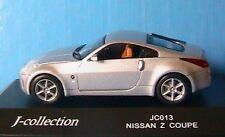 NISSAN FAIRLADY Z COUPE SILVER JCOLLECTION JC013 1/43 ARGENTE JAPON JAPAN ASIA