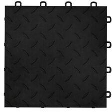 Modutile Garage Floors Diamond Black  Made in the USA