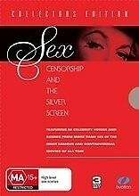Sex Censorship And The Silver Screen - The (DVD, 2007, 3-Disc Set)