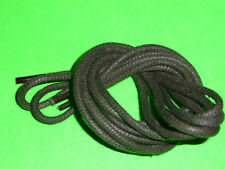 WAXED SHOELACES 118CM BROWN LACES ** IN AUSTRALIA ** BOOTLACES SHOE LACES ,TIES