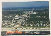 Vintage Postcard Atlantic Beach Jacksonville Florida 2000 Ariel View