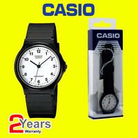 Casio Classic Mens Ladies Casual Style Black Wrist Watch MQ24-7BLL